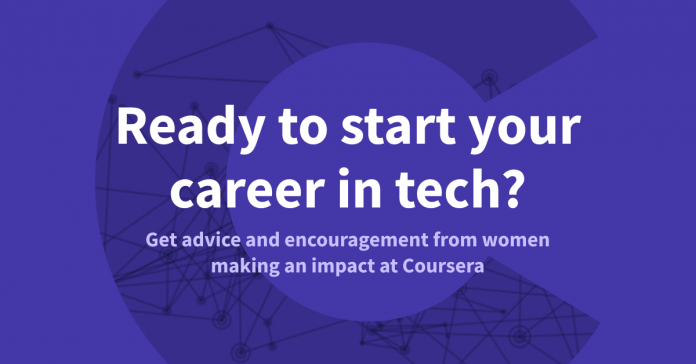 Coursera Round Table Discussion: Career Advice from Women in Tech