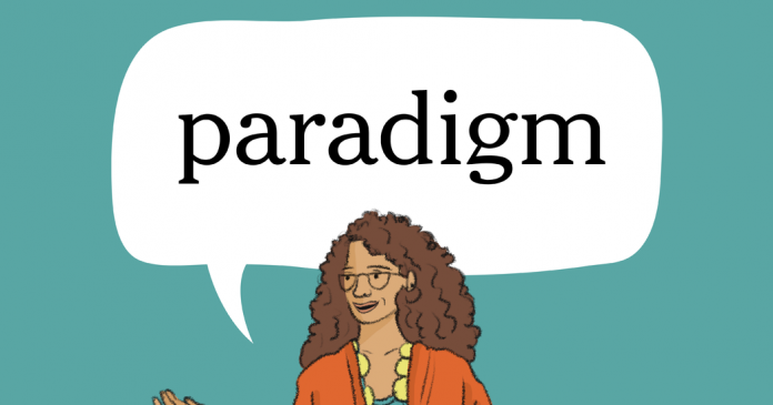 Word of the Day: paradigm
