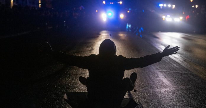 Lesson of the Day: 'As New Police Reform Laws Sweep Across the U.S., Some Ask: Are They Enough?'
