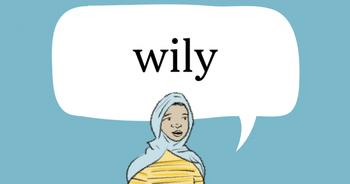 Word of the Day: wily