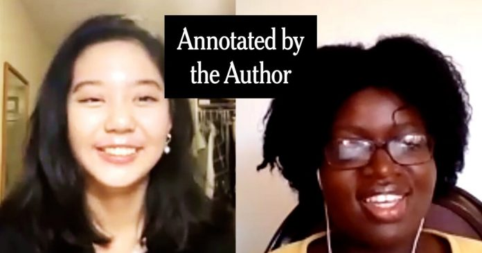 Annotated by the Author: Writing Reader Responses