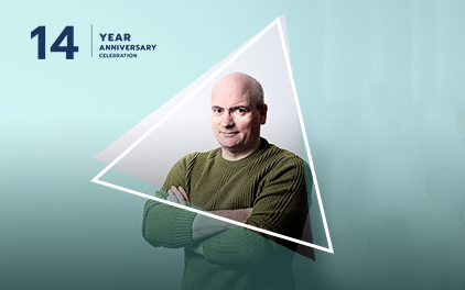 Alison Anniversary Interviews: Mike Feerick