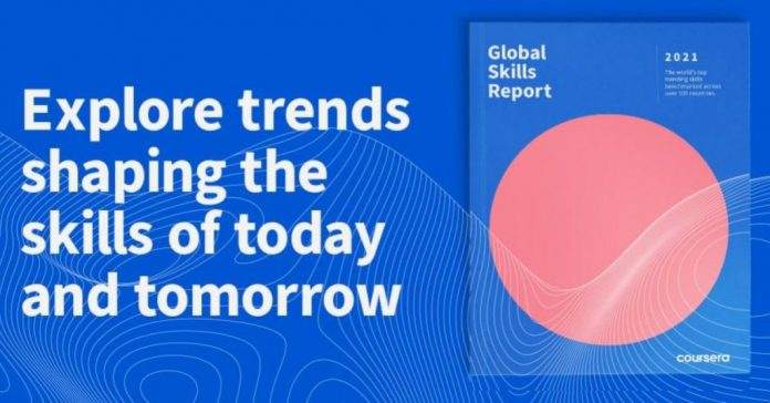 Announcing the Coursera Global Skills Report 2021