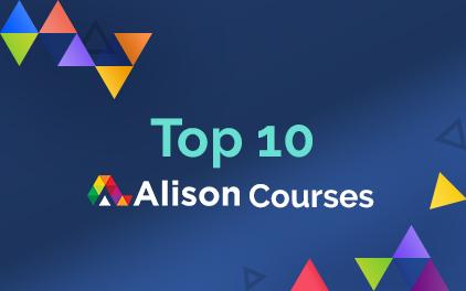 Alison's Top 10 Free Online Courses