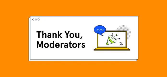 Happy Moderator Appreciation Day!