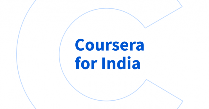 Coursera accelerates India growth plans