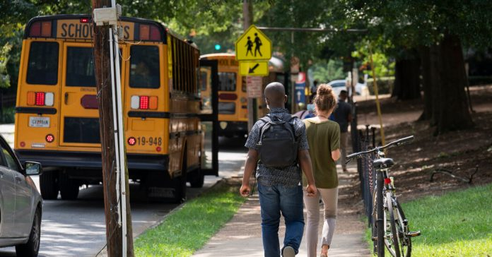 What Students Are Saying About What It's Like to Be Back in School