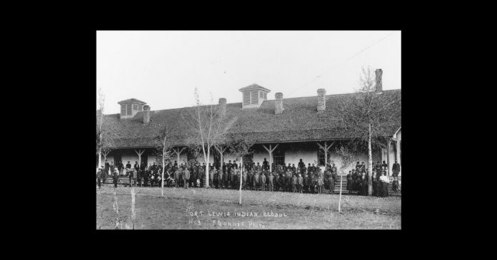 Lesson of the Day: The Forgotten History of Indigenous Boarding Schools
