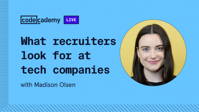 7 Tips From Tech Recruiters To Give You an Edge in Your Job Search